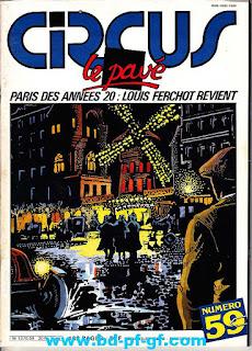 paris des années 20: Louis Ferchot