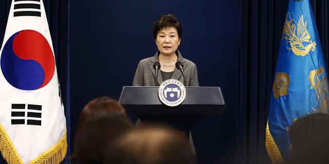Coreanos destituyeron a su presidenta por corrupta, mientras Peña Nieto humilla al pueblo