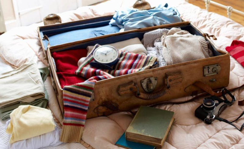 Traveling? Here are some packing tips