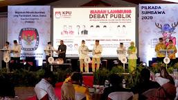 Jarot-Mokhlis akan Kembangkan Ekonomi Berbasis Industri dan Pariwisata di Sumbawa
