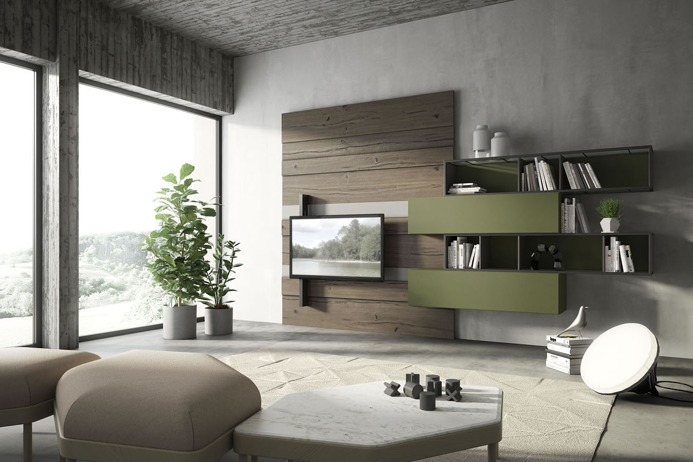 Momentoitalia italian furniture blog news from the 2016 for Idee arredamento soggiorno