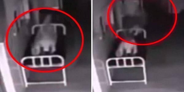 Κίνα: Μυστηριώδη πλάνα φαίνεται να δείχνουν γυναίκα έξω από το σώμα της μετά το θάνατό της