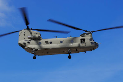 Netherlands new Chinook helicopter