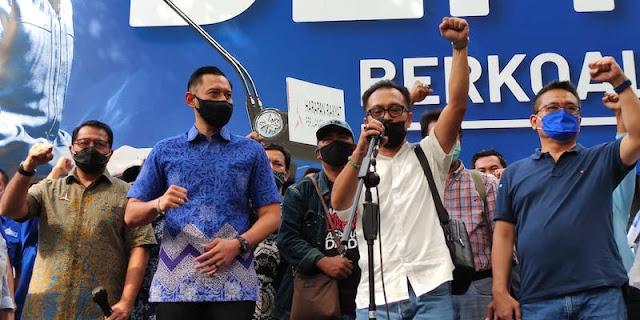 ProDEM Ajak AHY Berhimpun Dengan Rakyat Melawan Ketidakadilan