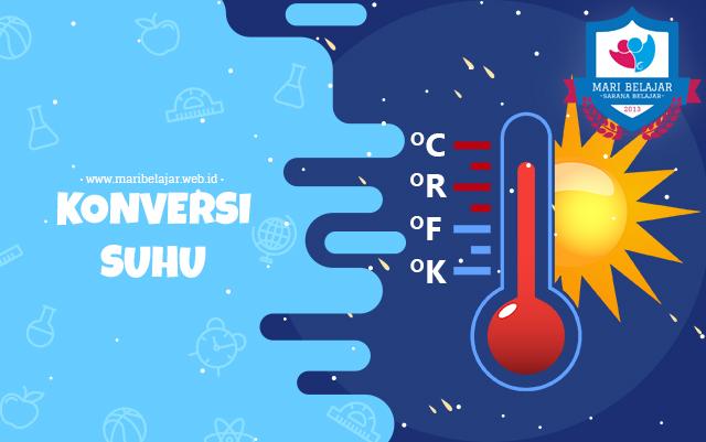 Mari Belajar - Konversi Suhu