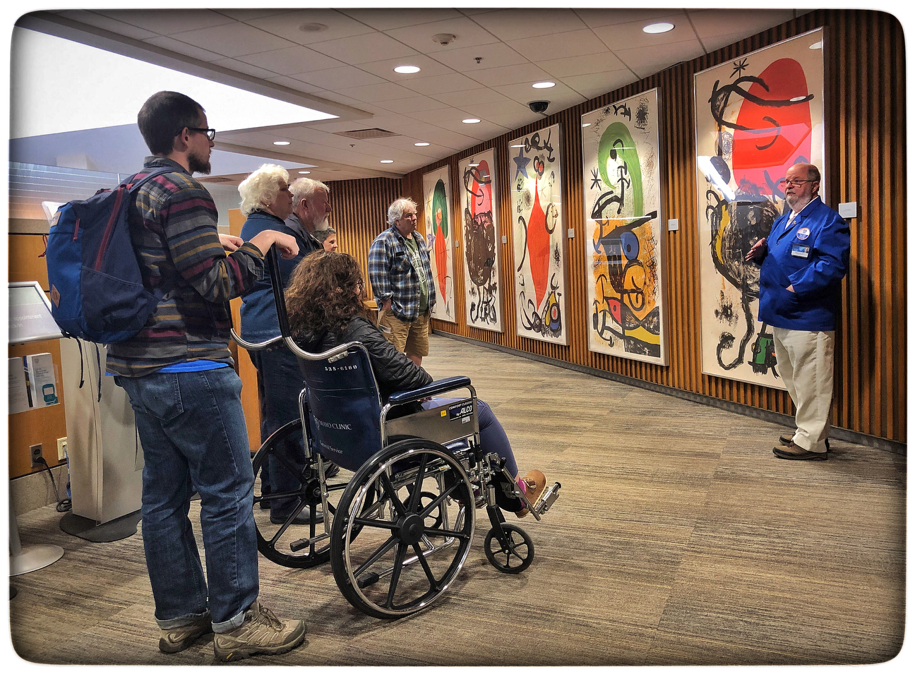 icaryn: Mayo Clinic Rochester Tours