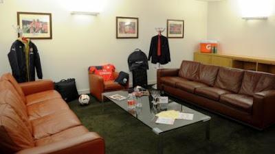 Wenger's Office