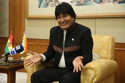 Bolivia, comunismo, emperador, ruina