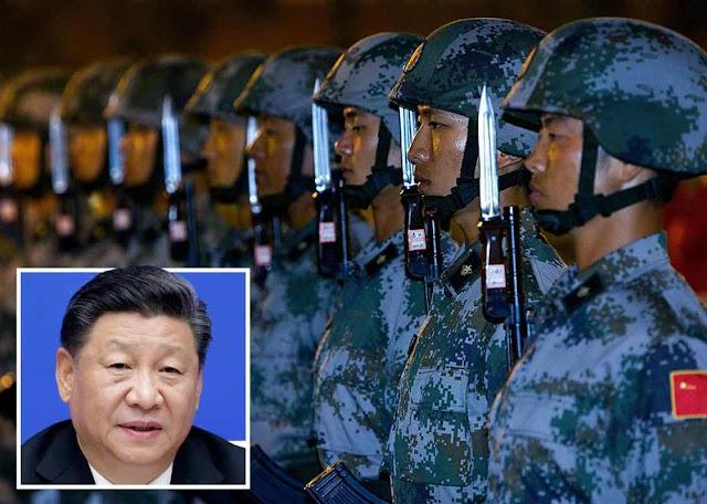 "Xi Jinping pediu ""toda a energia na preparação para a guerra"""
