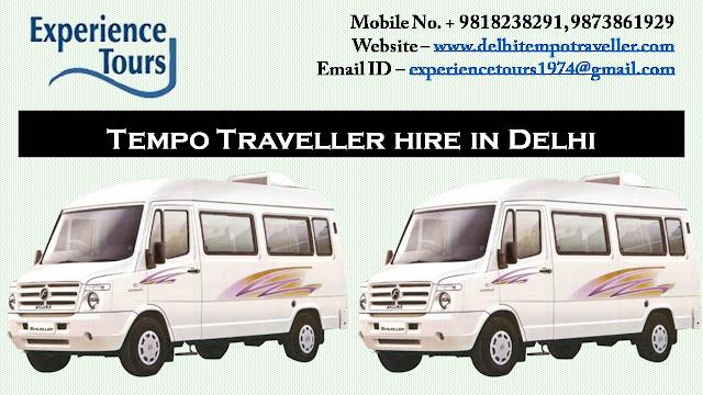 Book Cheapest Tempo Traveller in Delhi to Explore Most Amazing Spots Around the city