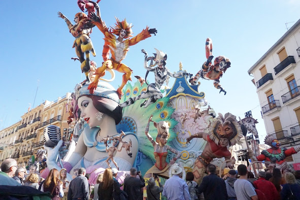 Festivals in Spain, the five Most Festive Traditional Festivals in Spain