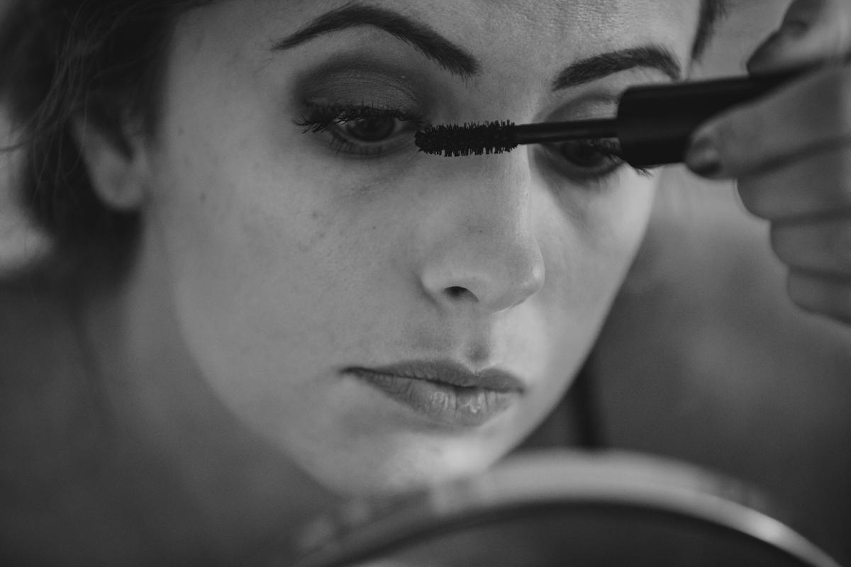 tutoriel makeup mariage soirée diy