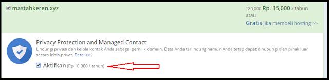 Cara Beli Domain TLD Murah