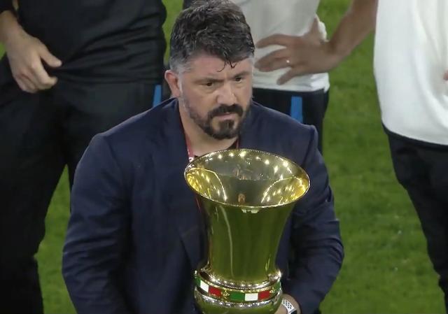 Napoli juara Coppa Italia kalahkan Juventus - Rumahsport.com