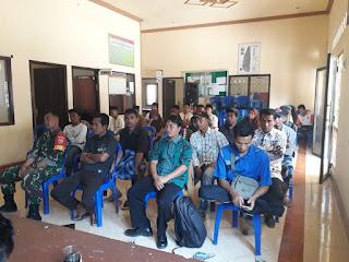 Satgas TMMD ke 106 Kodim Loteng Gandeng Dinas Pertanian Berikan Penyuluhan