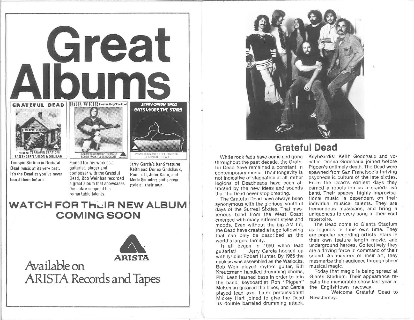 the positive impact of the grateful dead on the music world The grateful dead and uc santa cruz are both highly innovative institutions-born the same year-that continue to make a major, positive impact on the world the archive includes business records and correspondence, photographs, and show files with tickets and backstage passes--as well as promotional items such as flyers, posters, shirts.