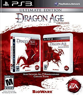 Dragon Age Origins Ultimate Edition PS3 Torrent