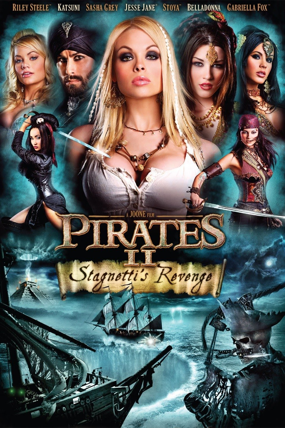 Pirates II: Stagnetti's Revenge 2008 English 720p | 480p WEB-DL x264
