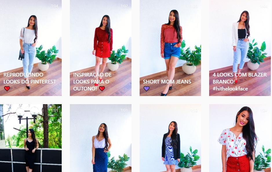 Ideias de Looks: Saiba Onde Encontrar