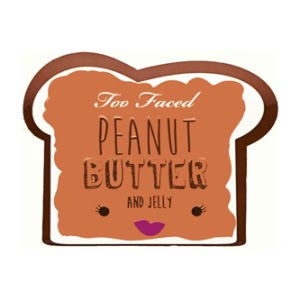 Too Faced PEANUT BUTTER and JELLY shadow palette drugstore stand-in