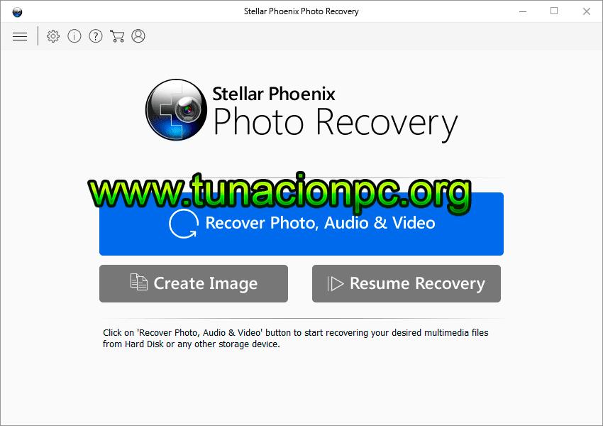 Stellar Phoenix Photo Recovery Imagen