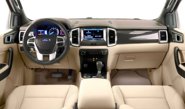 Top Ford Bronco Interior 2018 - Ford Latest Models ZU66