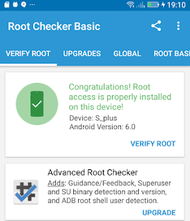 Gionee Elife S Rooting Successful