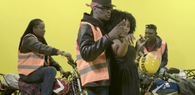 Gravitti Band Ft Nameless – Sweetie Video
