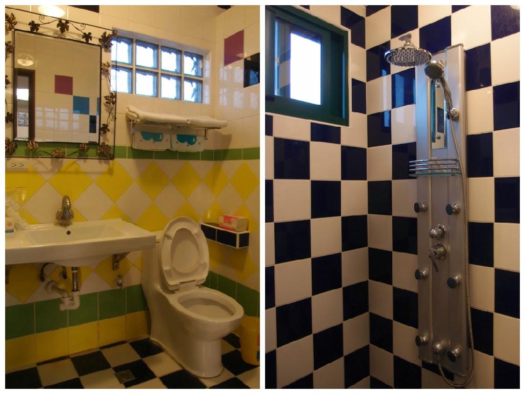 童年往事 - 浴室