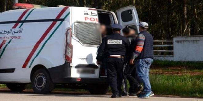 التهريب الدولي للمخدرات يُسقط 4 أشخاص في قبضة شرطة طانطان