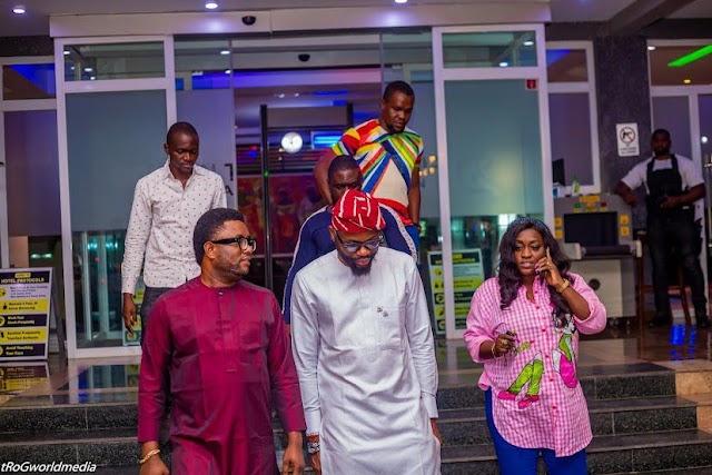 [BangHitz] Set To Lunch Sageitude Wines In Ibadan come October 9, 2021