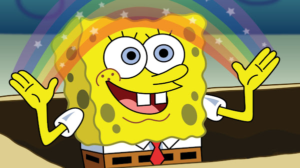 wallpaper spongebob