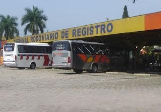 Nota da Prefeitura de Registro-SP sobre a Denúncia de risco de desabamento/laje da Rodoviária