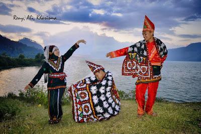 Tari Guel dari Provinsi Aceh