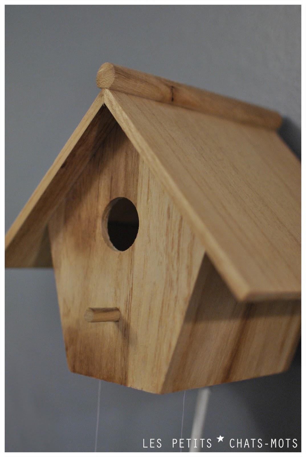 niche a oiseaux pour des r ves plus que beaux les petits. Black Bedroom Furniture Sets. Home Design Ideas