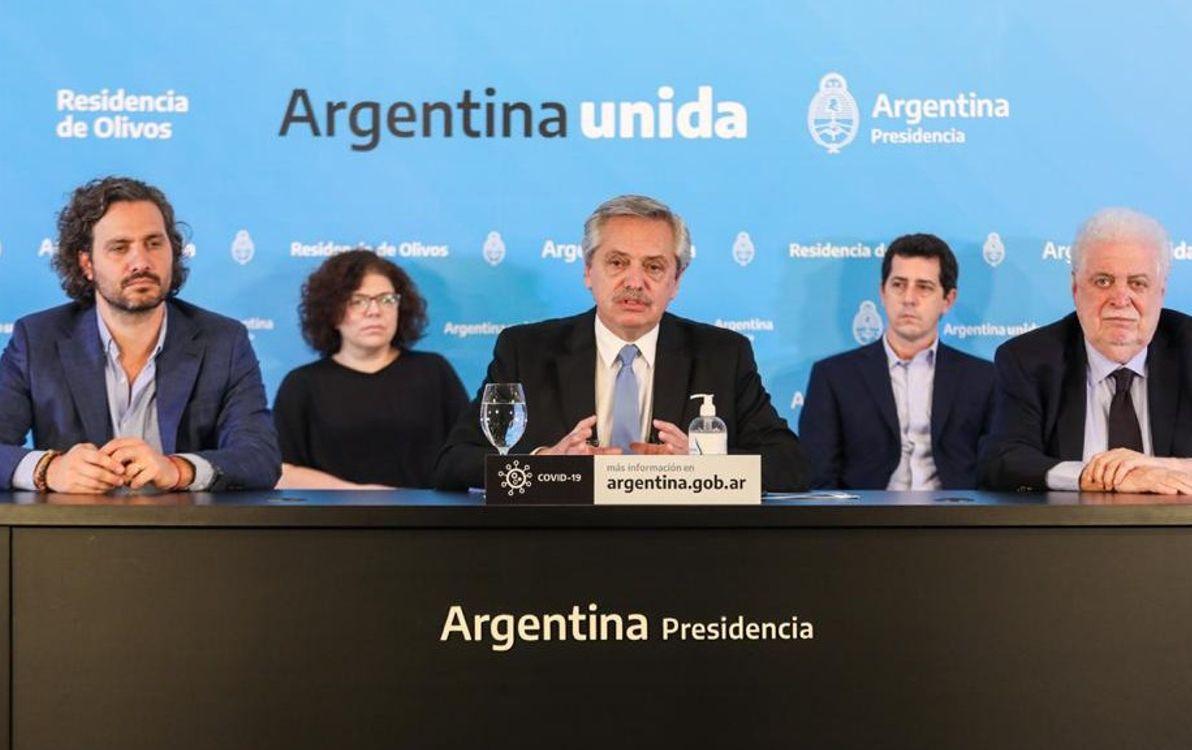 Coronavirus en Argentina: El Presidente extendió la cuarentena hasta el 10 de mayo, con excepciones para algunas regiones