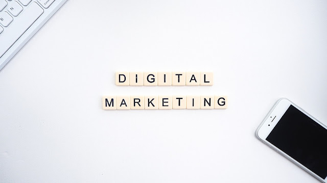 pengertian digital marketing