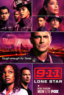911 Lone Star Temporada 2 audio español
