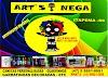 Art's Nega Canecas Personalizadas, Quadrinhos