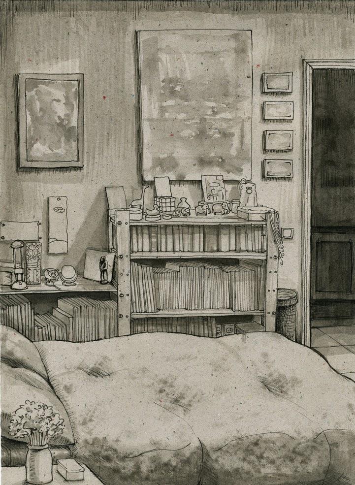 Una casa en la memoria # 5 by Marta Alonso Berná.
