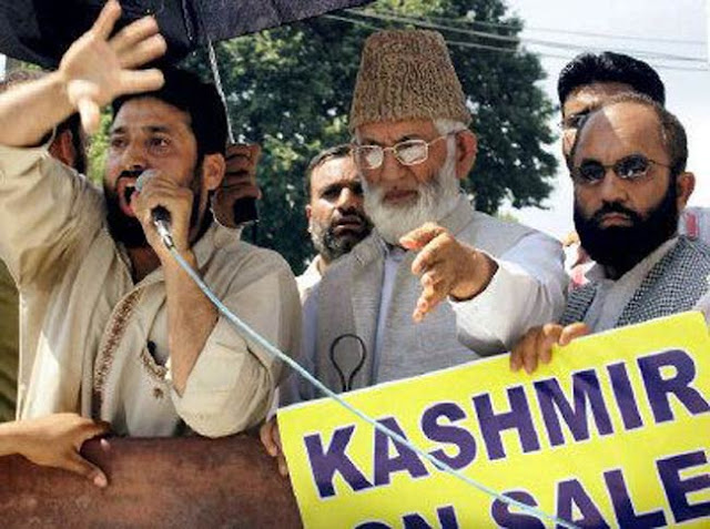 Why Security For Hurriyat Leaders At Taxpayers Cost?