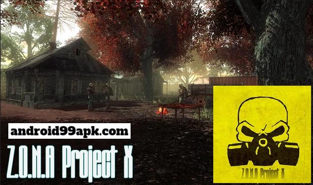 لعبة Z.O.N.A Project X Lite v1.01.02 مهكرة كاملة بحجم 175 MB للأندرويد