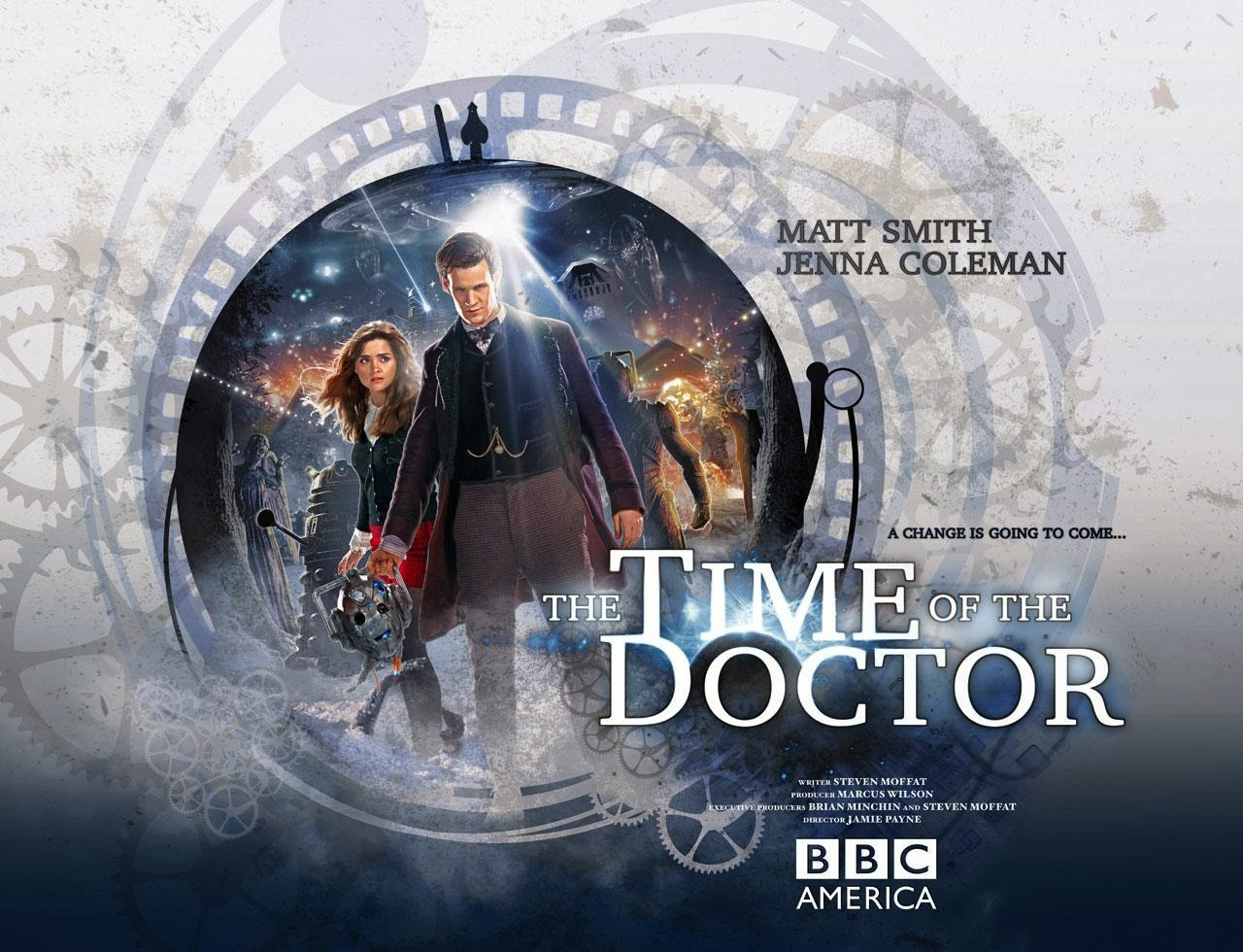 Doctor Who Christmas Special 2013.Groggybot Doctor Who The Time Of The Doctor Christmas
