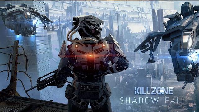 Gameplay Killzone Shadow Fall Walkthrough