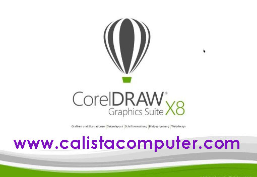 Desain Grafis Coreldraw X8