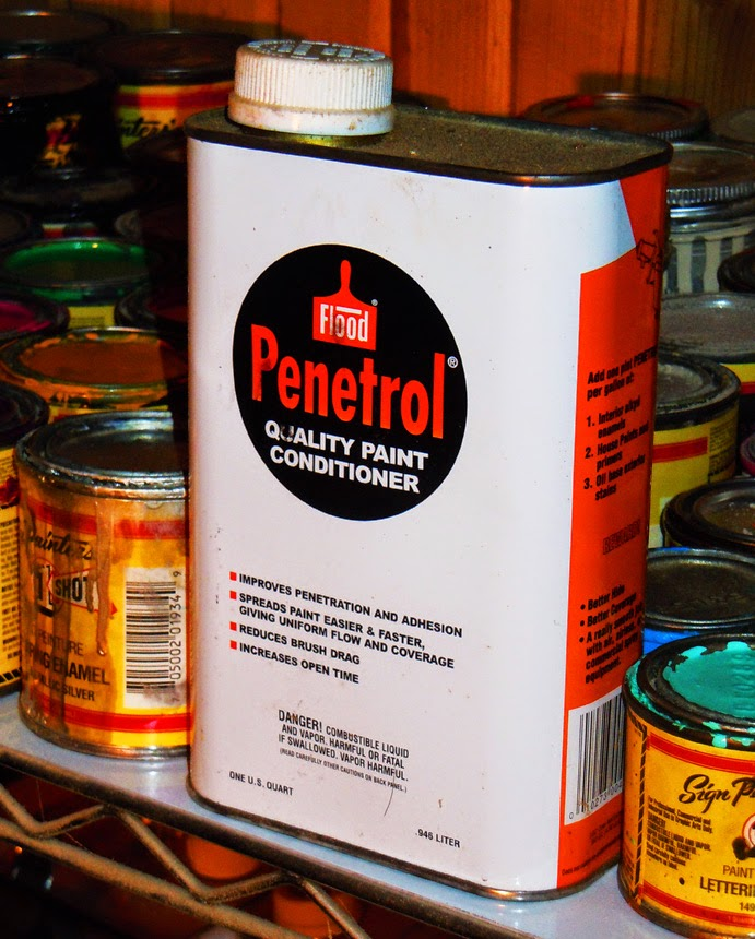 Penetrol Paint Conditioner | Hingst's Sign Post