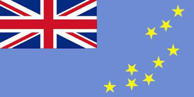 علم توفالو الوطني