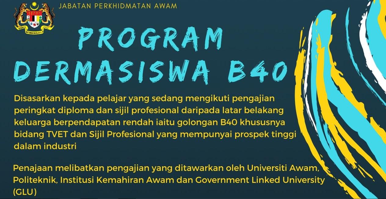 Senarai Biasiswa 2020 Dan Tarikh Permohonan Scholarship Dibuka