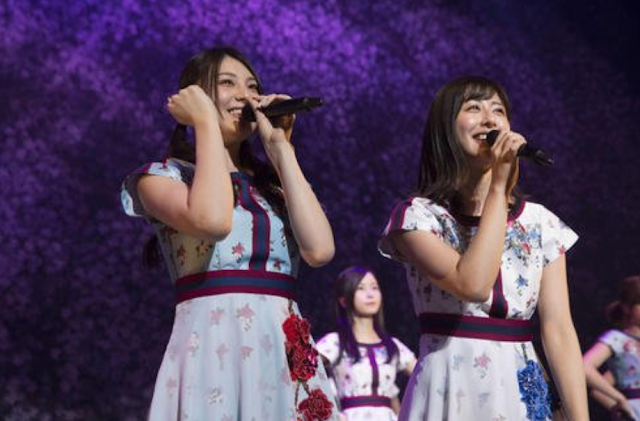 Saito Chiharu Graduation Sagara Iori Nogizaka46 Keluar.png