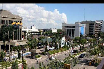 Inilah Daftar Kabupaten dan Kota Terbesar di Provinsi Kalimantan Selatan Indonesia